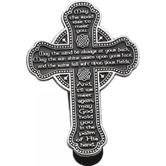 Abbey and CA Gift, Irish Blessing Visor Clip