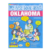 Gallopade, My First Book About Oklahoma, Paperback, 32 Pages, Grades K-3