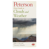 Peterson First Guide to Clouds and Weather, Paperback, Grades 3-12 and adults
