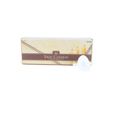 Vigil Candles, White, 4 1/2 inches, 96 Candles