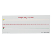 Teacher Created Resources, Smart Start Magnetic Word Strips, 8 x 3 Inches, Set of 18