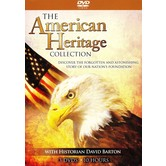 The American Heritage Collection, by David Barton, 3 DVD Box Set