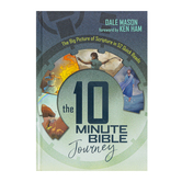 Master Books, The 10 Minute Bible Journey, Hardcover, Grades 6-Adult
