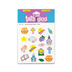 Tyndale, Faith That Sticks, Christian Symbol Smile Stickers, Package of 102