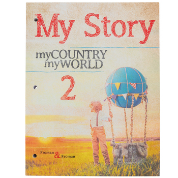 Master Books, My Story Level 2 My Country My World, Grade 2
