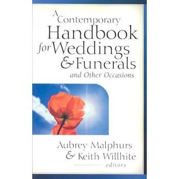 A Contemporary Handbook for Weddings & Funerals and Other Occasions
