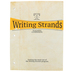 Master Books, Writing Strands Teaching Companion, Paperback, 70 Pages, Grades 2-12