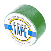 Dark Green Art Project Tape, 1 7/8 inches x 20 yards, 1 Roll