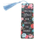 Salt & Light, Amazing Grace Tassel Bookmark, 2 1/4 x 7 inches