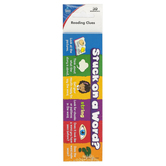 Carson Dellosa, Reading Clues-Stuck on a Word? Bookmarks, 2 x 6 1/2 Inches, Multi-Colored, Pack of 30