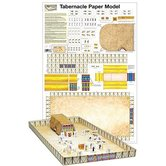 Tabernacle Paper Model, by Rose Publishing, Kit