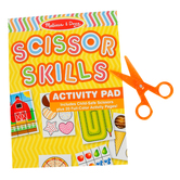 Melissa & Doug, Scissor Skills Activity Pad, 2 Pieces, Grades PreK-2