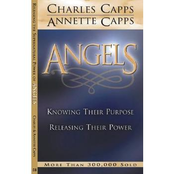 Angels, by Charles Capps and Annette Capps, Paperback