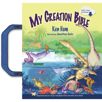 My Creation Bible, by Ken Ham and Jonathan Taylor, Board Book