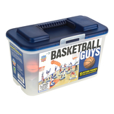MasterPieces, Basketball Guys Sports Action Figure Set, 15 Pieces, Ages 3 and Older