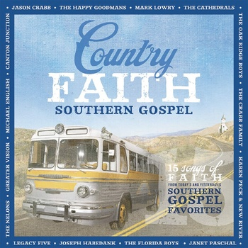Country Faith: Southern Gospel, by Various Artists, CD