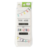 Farmhouse Lane Collection, You Are Capable of Amazing Bookmarks, 2 x 7 Inches, Pack of 36