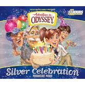 Adventures in Odyssey: Silver Celebration, by Tyndale, 12 CD Set