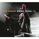 Worship Journal (Live), by Fred Hammond, CD