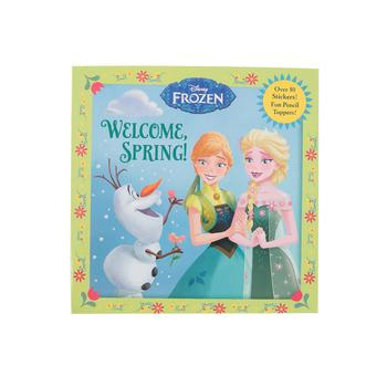 Disney's Frozen, Welcome, Spring!, by Random House Disney, Paperback