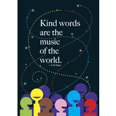 Kind Words - ARGUS® Poster