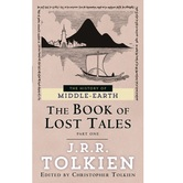 The Book of Lost Tales: Part One, by J. R. R. Tolkien & Christopher Tolkien, Mass Market Paperback
