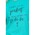 NOTW, I May Not Be Perfect, But Jesus Thinks I'm to Die For, Women's Short Sleeve T-Shirt, Turquoise