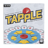 USAopoly, Tapple Word Game, 2 to 8 Players, Ages 8 & Older