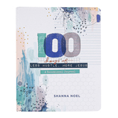 DaySpring, 100 Days of Less Hustle, More Jesus, by Shanna Noel, Hardcover, 208 Pages