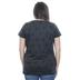 NOTW, In God We Trust, Women's Short Sleeve T-Shirt, Smoke Star, Small