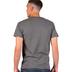 Red Letter 9, Philippians 4:13, Basketball, Men's Short Sleeve T-Shirt, Charcoal