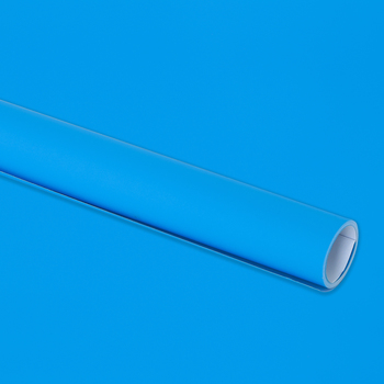 Renewing Minds, Bulletin Board Paper Roll, Bright Blue, 48 Inch x 12 Foot Roll, 1 Each