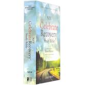 NIV Celebrate Recovery Large Print Study Bible, Paperback