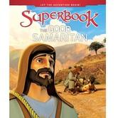 The Good Samaritan, Superbook Series, by CBN, Hardcover