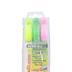 G.T. Luscombe, Accu-Gel Highlighters Bible Study Marking Kit, Hi-Glider, Pink, Lime and Yellow, Set of 3