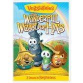 VeggieTales, The Wonderful Wizard Of Ha's: A Lesson in Forgiveness, DVD