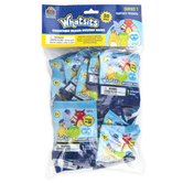Teacher Created Resources, Whatsits Collectible Eraser Mystery Pack: Fantasy Friends, 5 Characters, 20 Packages