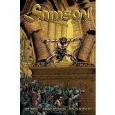 Samson, by Art Ayris and Danny Bulanadi, Comicbook