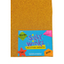 Silly Winks, Glitter Foam Sheet, 12 x 18 Inches, 1 Each, Gold