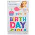 Momenta, Birthday Girl Iron On Applique, DIY, 7 Piece Set