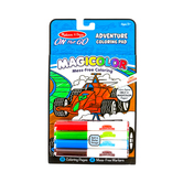 Melissa & Doug, On the Go Magicolor Adventure Coloring Pad, Ages 3 to 7 Years Old, 18 Pages