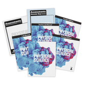 BJU Press, Physical Science Complete Subject Kit, 6th Edition, Grade 9