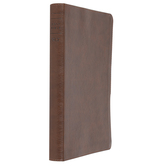 NLT Filament Thinline Large Print Reference Bible, Imitation Leather, Multiple Colors Available