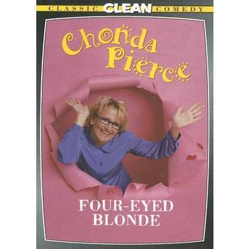Four-Eyed Blonde, by Chonda Pierce, DVD