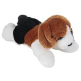 Aurora, Mini Flopsies, Homer the Beagle Stuffed Animal, 8 inches