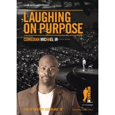 Laughing On Purpose, by Michael Jr., DVD