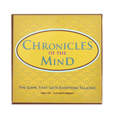 Griddly Games, Chronicles of the Mind Card Game, Ages 10 and Up, Pack of 125 Cards