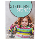 Master Books, Stepping Stones for Preschool, Paperback, 328 Pages, Ages 3-4
