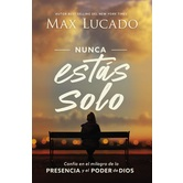 Nunca Estas Solo, by Max Lucado, Paperback