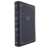 CSB Large Print Personal Size Reference Bible, Imitation Leather, Multiple Colors Available